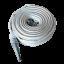 """Рукав пожарный напорный """"Сибтекс"""" диам. 66 мм с головками ГР-65 ал. и стволом РС-70,01 ал. длина скатки 20±1м"""